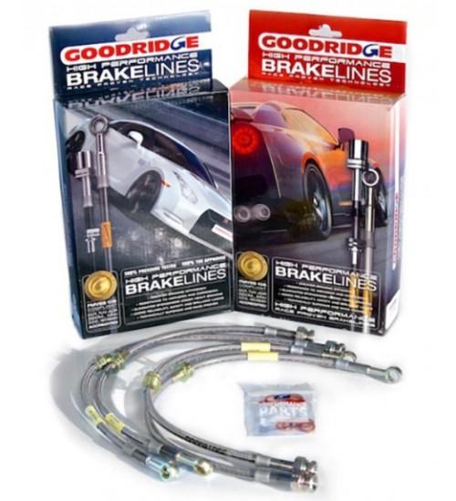 VW Golf 6 GTi Goodridge Brakelines