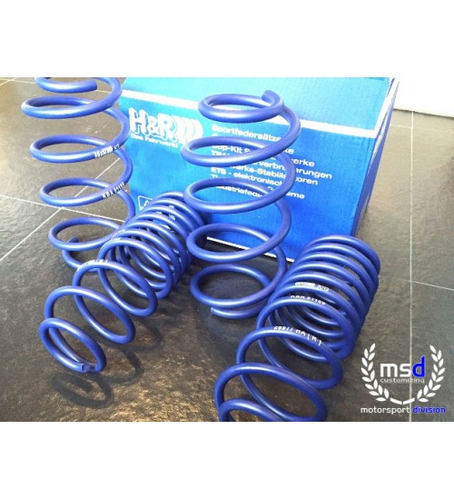BMW E36 6 Cyl 90 ~ 92 H&R Spring
