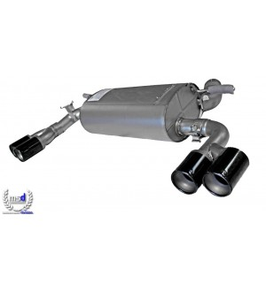BMW F30 Remus Exhaust (Quad Tip)