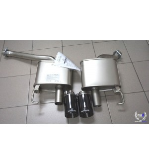 Audi A4 B8 Remus Twin Exhaust