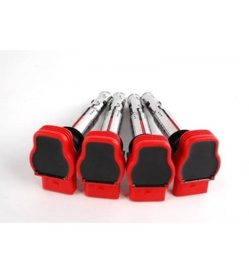 Ignition Red Coil Pack 4pcs Per Set
